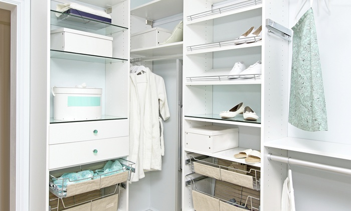 Interior Motif - Hoboken: $99 for $500 Toward Custom Closets and Garage Organization Systems