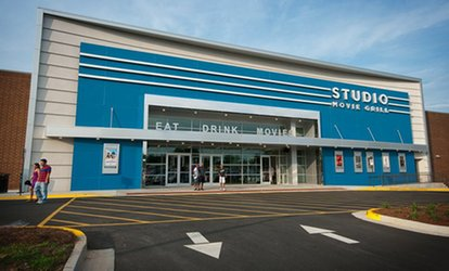 image for $5 for a Movie Ticket at Studio Movie Grill ($10.75 Value)