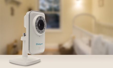Kitvision Safeguard Indoor Wireless Home Security Camera from £34.99 With Free Delivery