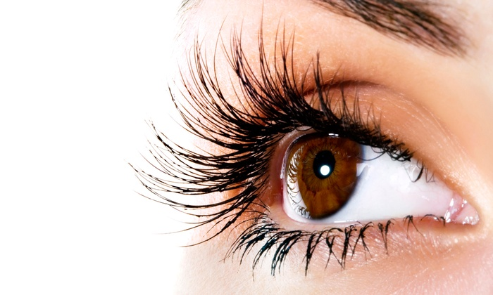 DeZining Shearz Salon & Boutique - Spokane Valley: Eyelash Extensions with Optional Fill at DeZining Shearz Salon & Boutique (Up to 52% Off)