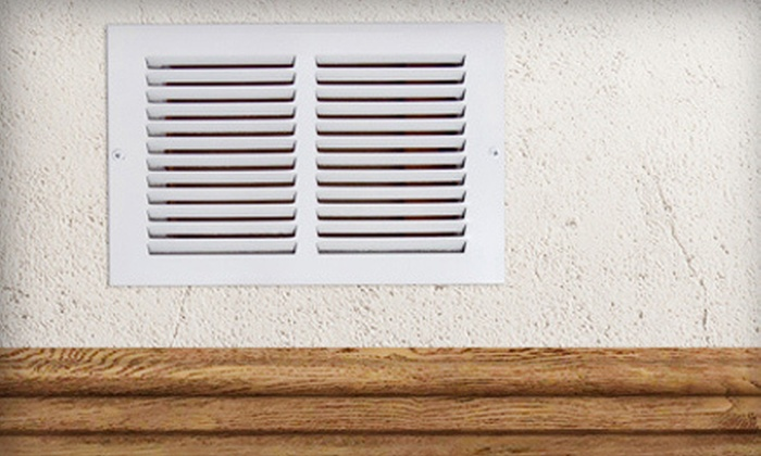Indoor Air Solutions - Little Rock: Air-Duct Cleaning with Option for Air-Duct Sanitizing or Dryer-Vent Cleaning from Indoor Air Solutions (Up to 65% Off)