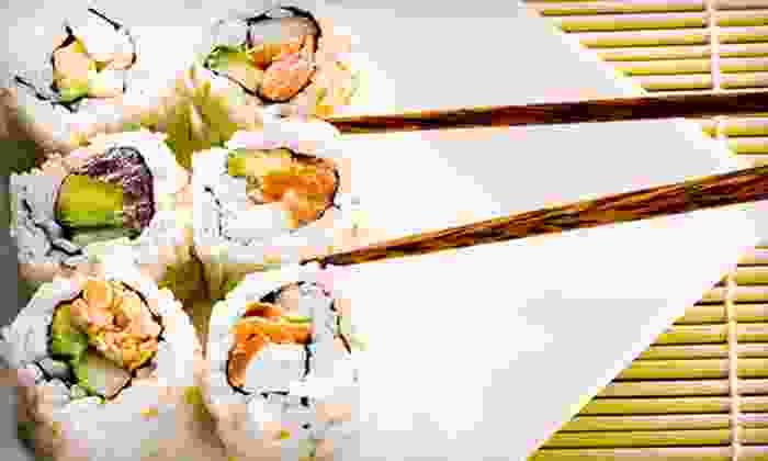 Sato II Restaurant - Stoneham: $15 for $30 Worth of Japanese and Chinese Food at Sato II Restaurant