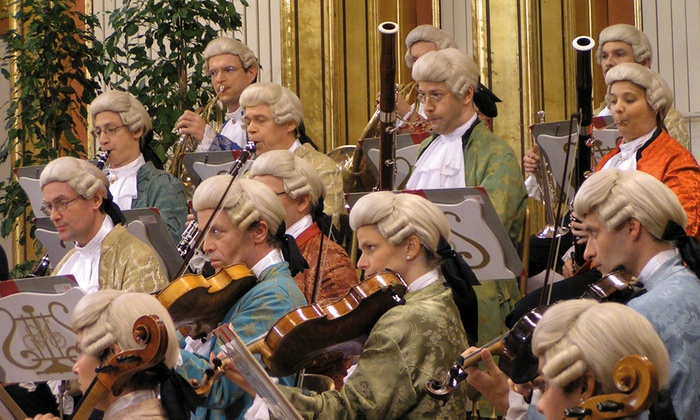 Vienna Mozart Orchestra - State Theatre: Vienna Mozart Orchestra on Saturday, March 5, at 8 p.m.