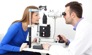 Anthony Aiden Opticians: $79 for One Eye Exam and Contact Lens Fitting at Anthony Aiden Opticians ($205 Value)