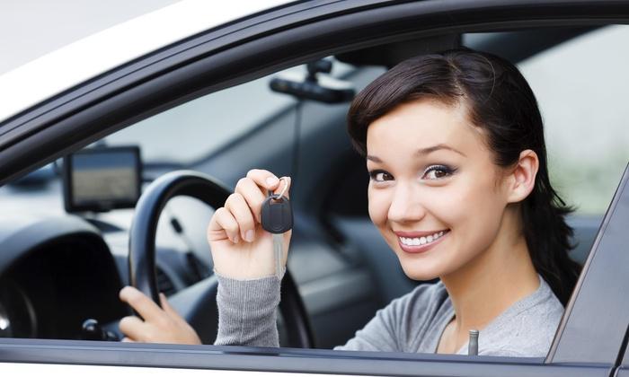 Fair Ryde - Financial District: $53 for $99 Worth of Car Rental — Fair Ryde