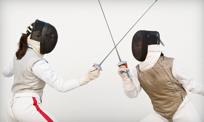 Virginia Academy of Fencing - Washington DC: Six-Week Fencing Class at Virginia Academy of Fencing (65% Off). Four Options Available.
