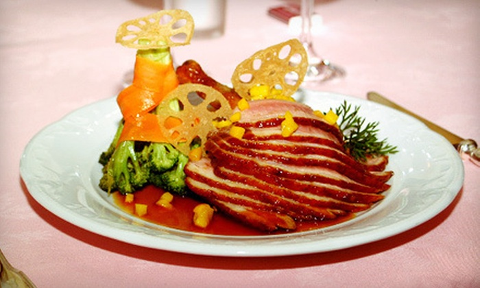 La Crémaillère Restaurant - Bedford/Banksville: Five-Course Dinner for Two at La Crémaillère on Saturday Night or Sunday through Friday Night (Half Off)