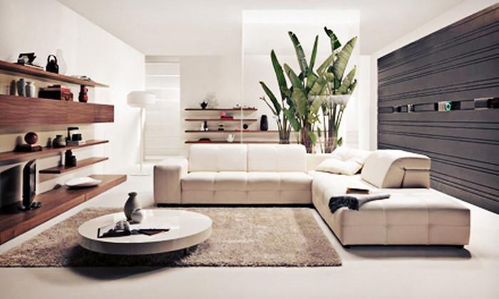 Furnitalia Sacramento - Multiple Locations: Furniture and Accessories at Furnitalia. Two Options Available.