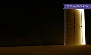 Go Escape: Room-Escape Scenario Games for One, Two, or Four at Go Escape (Up to 46% Off)