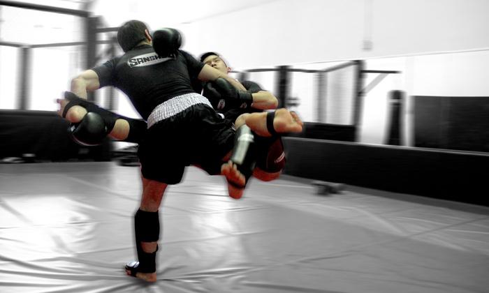 Apex Sanshou Team - Clairlea - Birchmount: Up to 61% Off MMA Training at Apex Sanshou Team