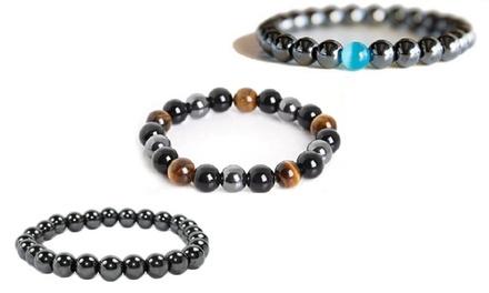 1, 2 ou 3 bracelets magnétiques