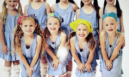 Four Dance Classes from The Pride Of Arkansas Cheer & Dance Academy (70% Off)