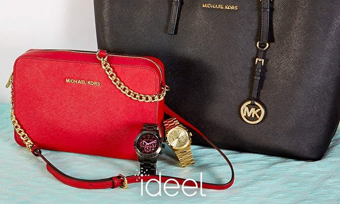 Ideel: Designer Clothing & Accessories by Michael Kors, Kate Spade & More from Ideel (75% Off). Two Options Available.