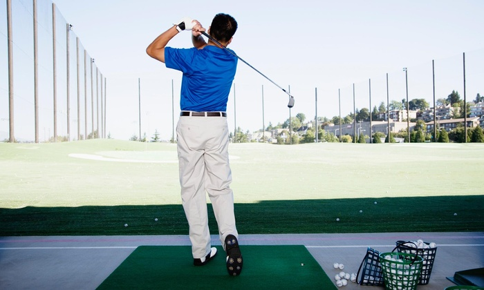 Golfit360 - Warren: One-Hour Driving Range Party at Golfit360 (45% Off)