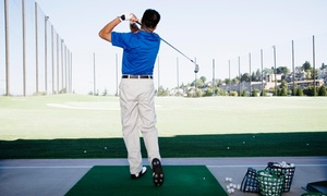 Golfit360: One-Hour Driving Range Party at Golfit360 (45% Off)