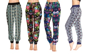 Retro Floral Or Printed Women