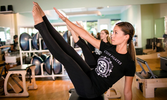 Club Pilates - Melrose: $39 for Five Pilates Classes at Club Pilates ($80 Value)