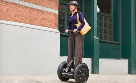 75-Minute Segway Tour for 1 (a $42 value) - Woodridge Segway Tours in Woodridge