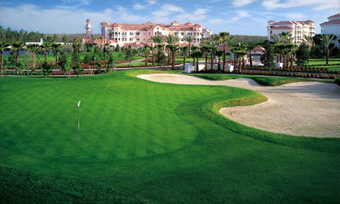Faldo Golf Institute - Williamsburg: $35 for an 18-Hole Round of Golf with Cart and Range Balls at Faldo Golf Institute ($82 Value)