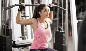 Vision Sports Club: 1-, 3-, or 5-Month Vision Sports Club Gym Membership (Up to 76% Off)