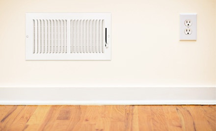 Air-Duct Cleaning for Up to 8 Vents Plus 2 Returns - Green Cleaning Technologies in
