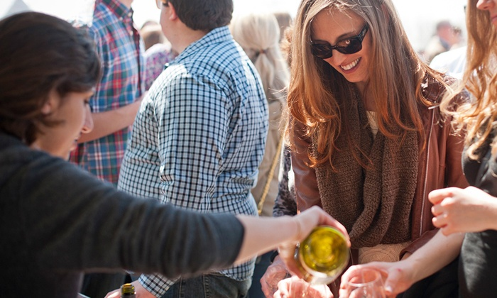 Red White & Brew Frederick by Drink the District - Frederick Fairgrounds: Afternoon or Evening Entry to Red White & Brew Frederick by Drink the District (42% Off)