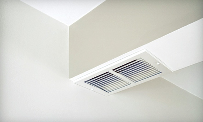 Ambridge New Duct Cleaning - West London: Duct Cleaning for 17 Vents, or 13 Vents with Dryer-Vent Cleaning from Ambridge New Duct Cleaning (Up to 77% Off)