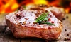 SEBASTIAN - Restaurante Sebastián: Sebastian: menú de carne o pescado con botella de vino para 2 o 4 personas desde 29,95 € en Los Remedios