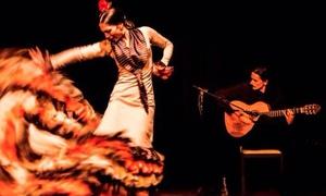 La Cueva de Lola: Espectáculo flamenco para 2 o 4 con copa o menú con botella de vino desde 14,90 € La Cueva de Lola