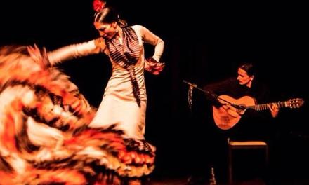 Espectáculo flamenco para 2 o 4 con copa o menú con botella de vino desde 19,90 € en La Cueva de Lola