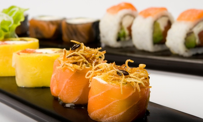 Yoshi Sushi Bar - Towne Square Shopping Center: $25 for $35 Worth of Japanese Food — YOSHI SUSHI BAR