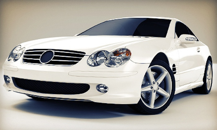 Legacy Auto Detail - St. Charles: $69 for an Interior and Exterior Detail for a Car or Small SUV at Legacy Auto Detail in St. Charles ($155 Value)