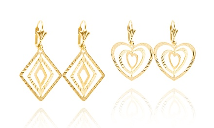 Drop Earrings in Various Designs