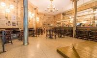 Menú degustación para dos o cuatro personas con botella de vino desde 39,95 € en el café del Teatre Principal