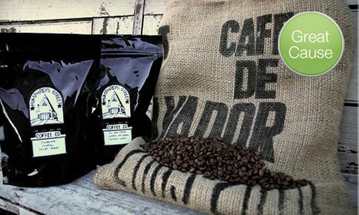 Humphreys Street Coffee Co. - Humphrey's Street Coffee Co.: $20 for Artisanal Coffee Made by Local Youth