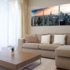 3-Panel Triptych Scenic Photography Gallery-Wrapped Canvas Wall Art