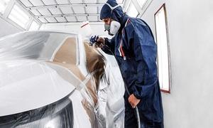 Autoteam 24: Smart Repair – Pkw-Lackierung für einen Kratzer oder eine Macke an einem Bauteil bei Autoteam 24 (60% sparen*)