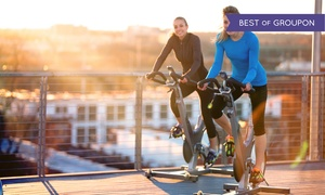 Flow Cycle Studio: $65 for 10 Indoor Cycling Classes at Flow Cycle Studio ($140 Value)