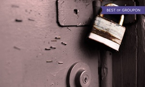 Boulder Escape Room: Escape-Room Adventure for Two or Four at Boulder Escape Room (Up to 34% Off)