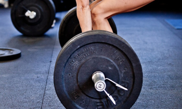 Crossfit Revel - Wolfpit: 10 or 20 Classes at Crossfit Revel (Up to 83% Off)