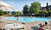 The Founders Inn and Spa - Kempsville: Pool-Membership Package at The Founders Inn and Spa in Virginia Beach (Up to 53% Off). Three Options Available.