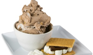 Flash Freeze Dreamery: $12 for $20 Worth of Ice Cream — Flash Freeze Dreamery