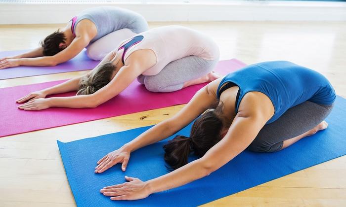 Om Shanti Om Yoga Center - Sayville: 10 or 20 Yoga Classes at Om Shanti Om Yoga Center (Up to 64% Off)