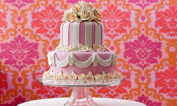 Sweet! - Sarasota - Sarasota: $19 for a Custom Gourmet Birthday Cake at Sweet! Sarasota ($45 Value)