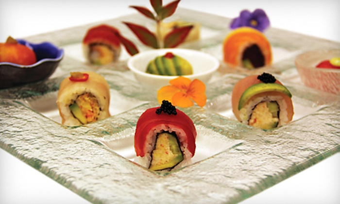 Marssa - Henderson, NV: Sushi and Asian Fusion at Marssa (50% Off). Two Options Available.