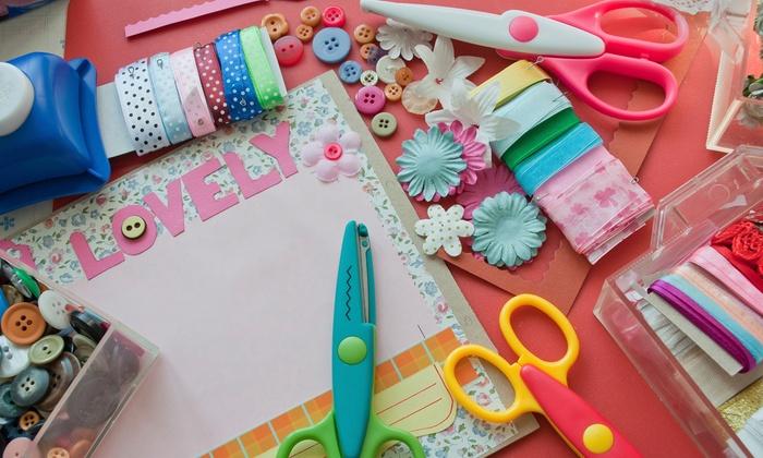 Smart Scrap Made Art Supplies - Berry Hill: Up to 50% Off Art Supplies at SmART Scrap Made Art Supplies
