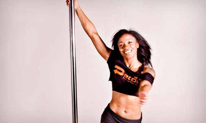 Detour Fitness Studios - West Mobile Location-Detour Fitness: Four or Eight Fitness Classes or Mini Pole Party for Up to Six at Detour Fitness Studios (Up to 53% Off)