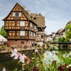 Strasburgo: camera doppia classica con colazione a buffet
