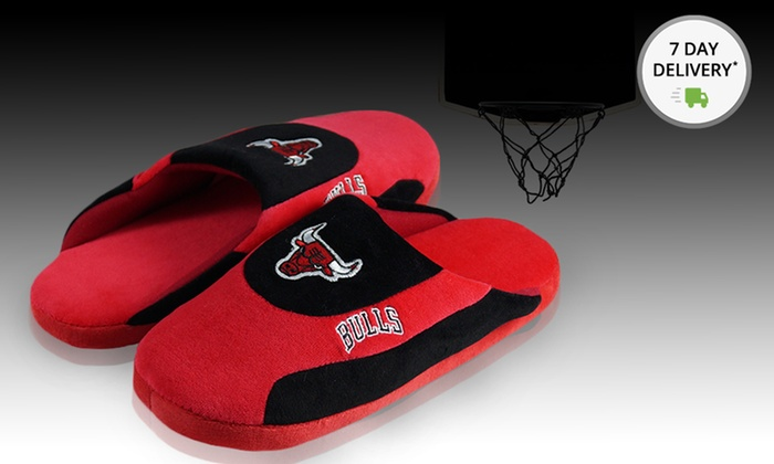 NBA Eastern Conference Slippers: NBA Eastern Conference Men's and Women's Slippers. Multiple Teams Available. Free Shipping and Returns.