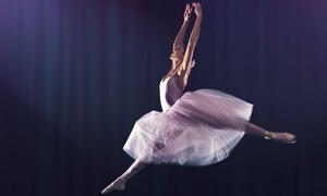 Annual Spring Gala: Concert Ballet of Virginia's Annual Spring Gala at Woman's Club Auditorium on April 26 (Up to 44% Off)